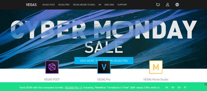 Vegas Studio